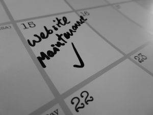 Website maintenance Bideford