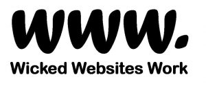 Wicked Websites Work - website design and maintenance for small businesses